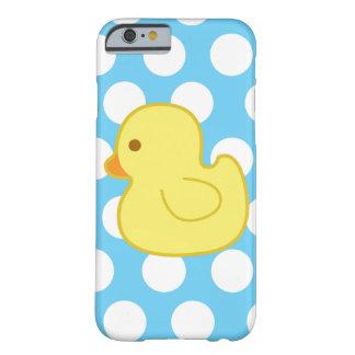 ¡Pato! Caja del teléfono Funda Barely There iPhone 6