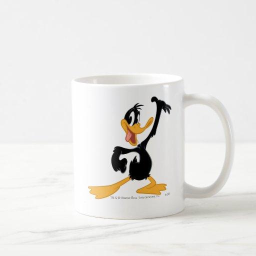 Pato clásico de Daffy Taza De Café