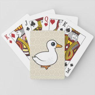Pato de Birdorable Pekin Cartas De Póquer