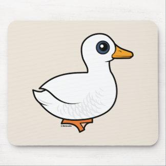 Pato de Birdorable Pekin Alfombrillas De Ratón