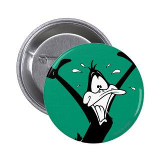 Pato de Daffy emocionado Pin
