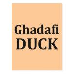 PATO de Ghadafi Postal