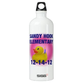 Pato de goma del gancho de Sandy, camisetas y