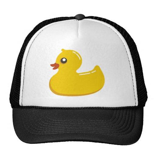 Pato de goma gorras