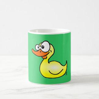 Pato de goma tazas