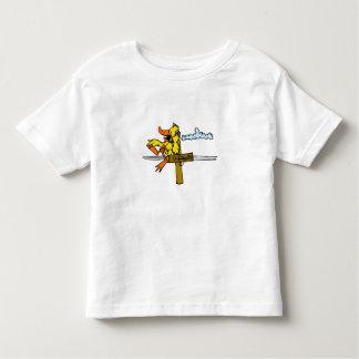 Pato de la negación t shirt