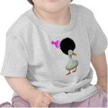 Pato del Afro Camisetas