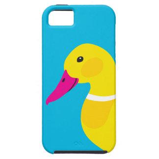 Pato del estallido iPhone 5 fundas