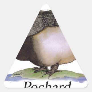 Pato del pato de mar, fernandes tony colcomanias de triangulo personalizadas