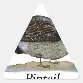 Pato del pato rojizo, fernandes tony colcomanias de trianguladas