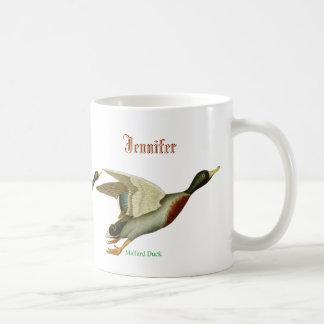 Pato del pato silvestre taza clásica