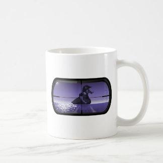 Pato del pirata torpedeado taza