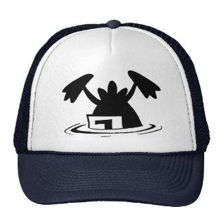 Pato del tilín estrellado otra vez gorras