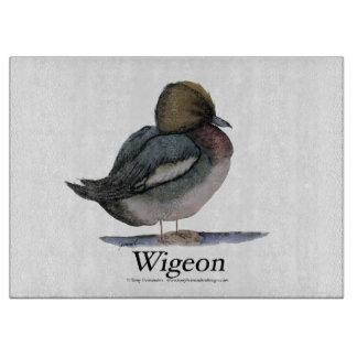 pato del wigeon, fernandes tony tablas de cortar