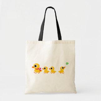 Pato distraído bolsa