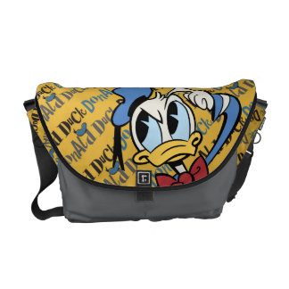 Pato Donald 1 Bolsas De Mensajería