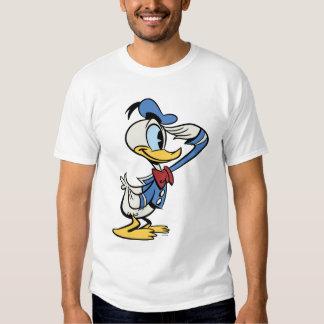 Pato Donald 3 Playera