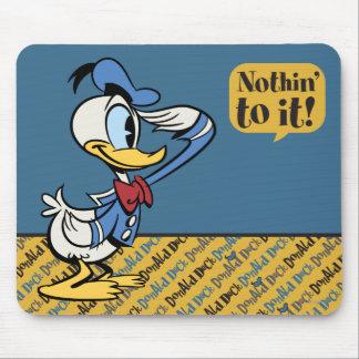 Pato Donald 3 Tapetes De Raton