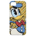 Pato Donald confiado iPhone 5 Carcasa