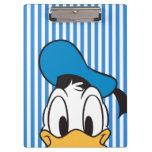 Pato Donald del peekaboo