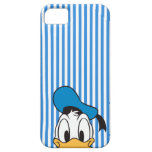 Pato Donald del peekaboo iPhone 5 Case-Mate Cobertura