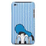 Pato Donald del peekaboo Case-Mate iPod Touch Carcasas