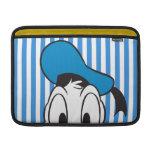Pato Donald del peekaboo Funda Macbook Air