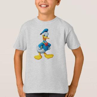 Pato Donald el   feliz Playera