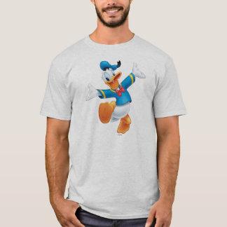 Pato Donald el | que salta Playera