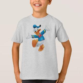 Pato Donald el   que salta Playera