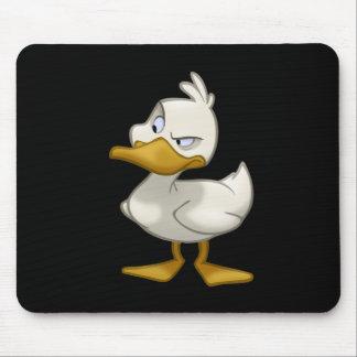 Pato en un Mousepad