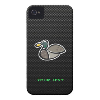 Pato liso Case-Mate iPhone 4 funda