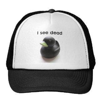 Pato muerto gorras de camionero
