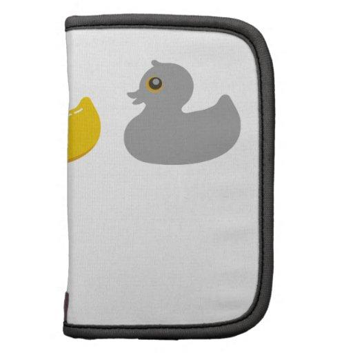 Pato, pato, camisetas grises .png del pato organizadores
