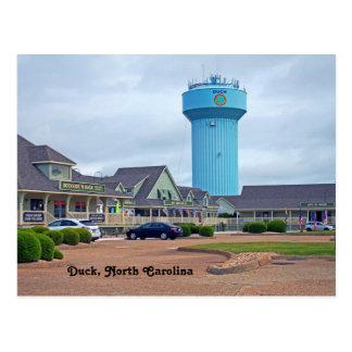 Pato, postal de Carolina del Norte