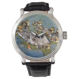 Pato Reloj De Mano