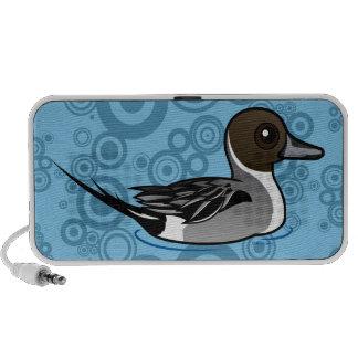 Pato rojizo septentrional de Birdorable Altavoz