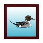 Pato rojizo septentrional de Birdorable Caja De Regalo
