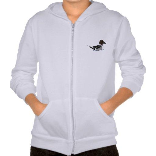 Pato rojizo septentrional de Birdorable Camiseta