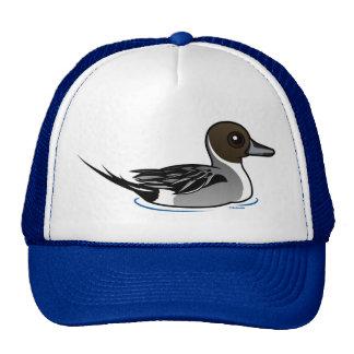 Pato rojizo septentrional de Birdorable Gorro