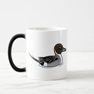 Pato rojizo septentrional de Birdorable Taza De Café