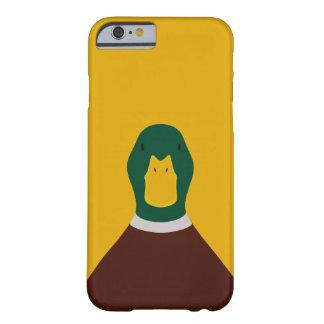 Pato silvestre - caso del iPhone 6/6s del ejemplo Funda De iPhone 6 Barely There
