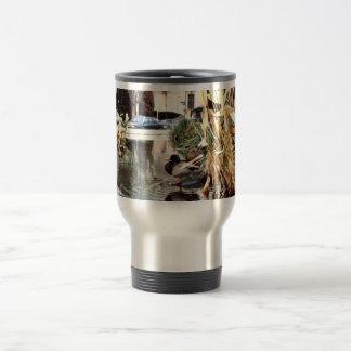 Pato silvestre taza de café
