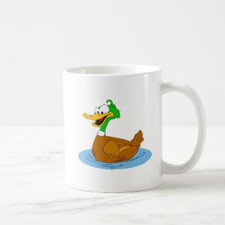 Pato sórdido taza