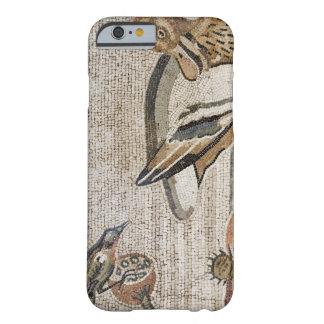 Pato y pájaro, mosaico del Nilo, casa del fauno Funda De iPhone 6 Barely There