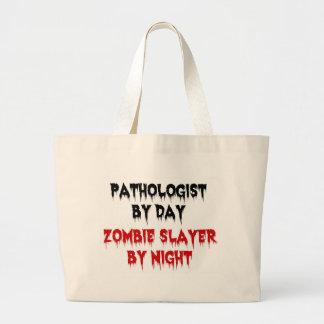 Patólogo del asesino del zombi del día por noche bolsa de mano