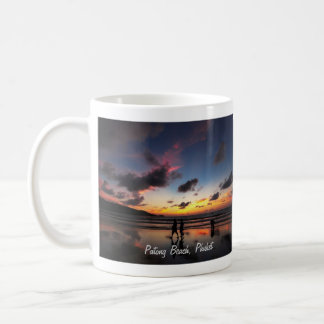 Patong Beach Collection Classic White Coffee Mug