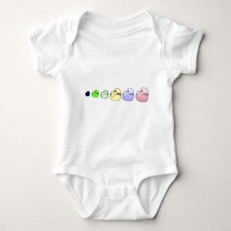 ¡Patos alineados! Camisas