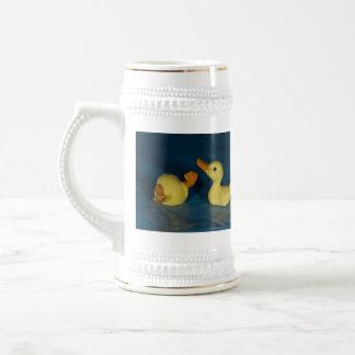 Patos de cerámica jarra de cerveza