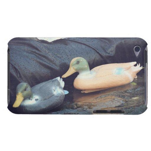 Patos de goma barely there iPod carcasa